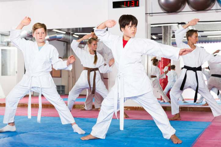 Teen2, Focus Martial Arts Classes Brisbane, Queensland