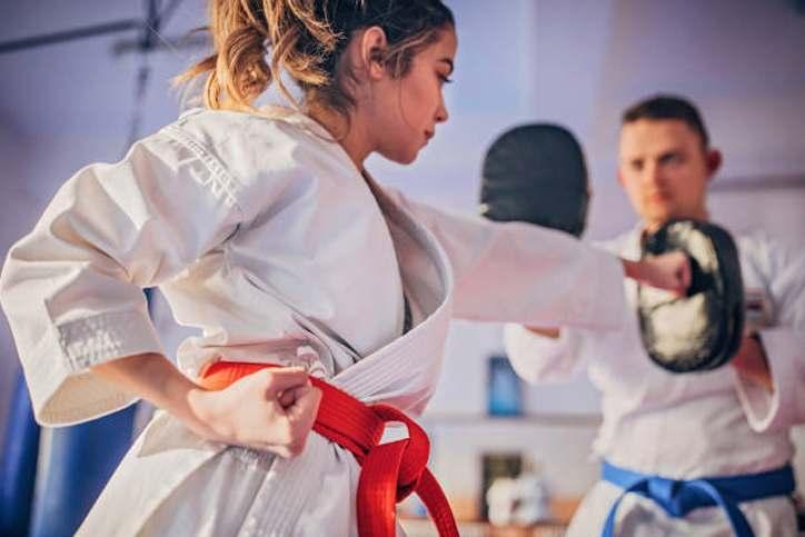Teen1, Focus Martial Arts Classes Brisbane, Queensland