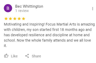 Post5, Focus Martial Arts Classes Brisbane, Queensland