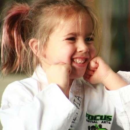 Brisbane & Gold Coast martial arts class for preschool