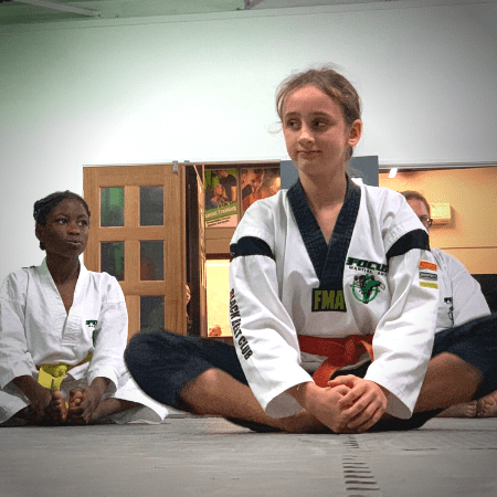 Afterschoolimage3, Focus Martial Arts Classes Brisbane, Queensland