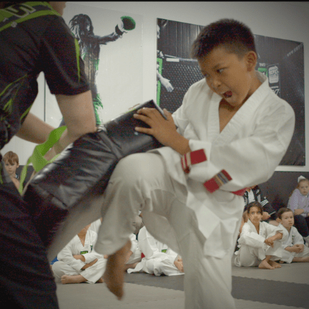 afterschool training in martial arts classes in Brisbane & Gold Coast