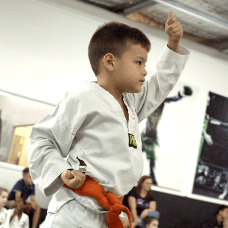 martial arts for preschool in Brisbane & Gold Coast