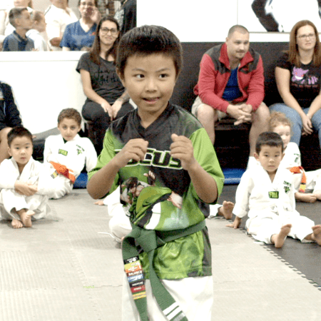preschool training in martial arts classes in Brisbane & Gold Coast