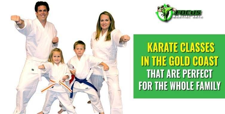 Karate Classes Gold Coast