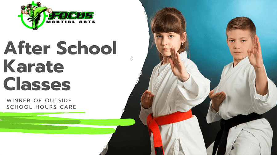 After School Karate Classes