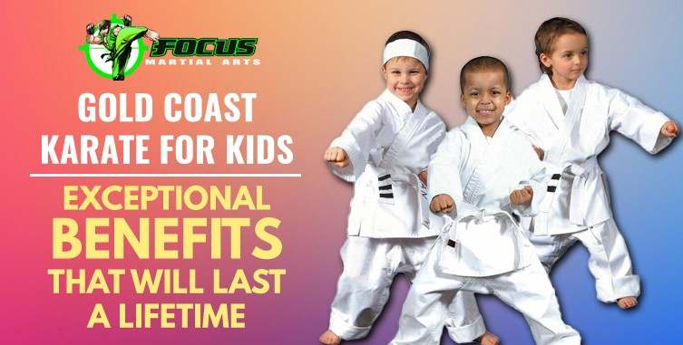 Karate for kids Gold Coast