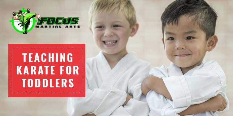 martial arts for toddlers