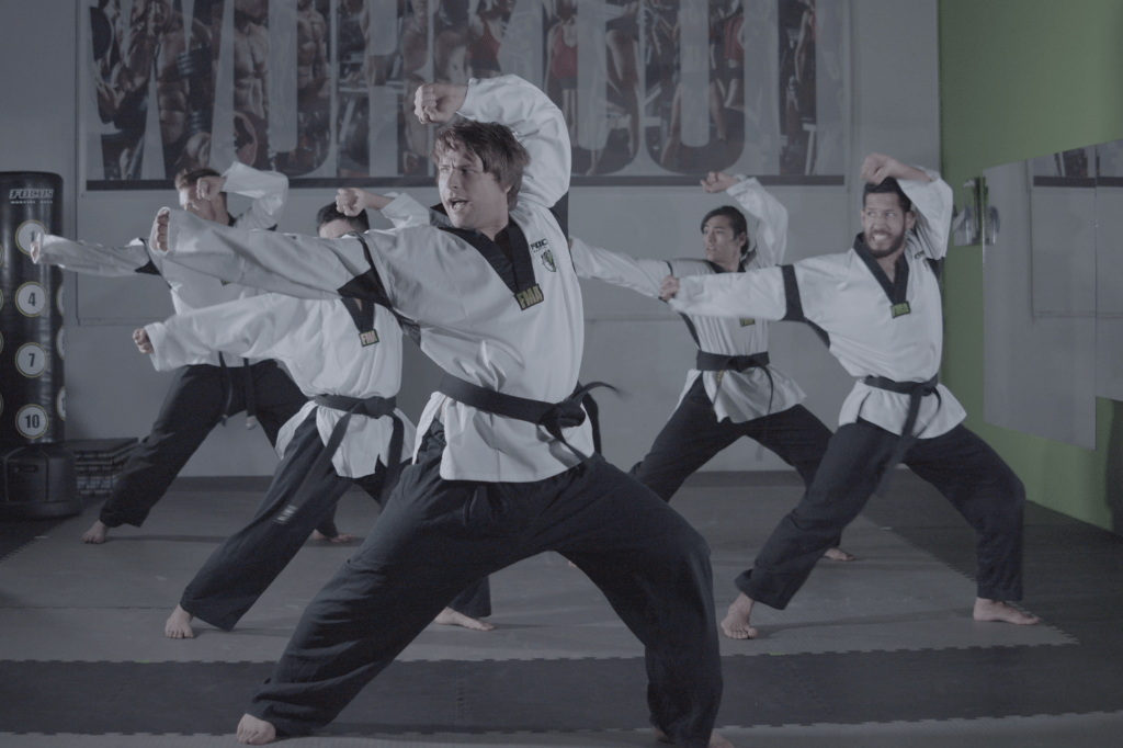 Adult Karate Classes in Brisbane