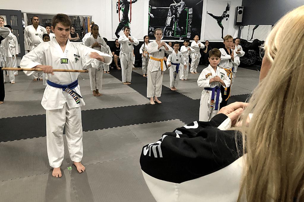 Best Martial Arts for Kids Brisbane