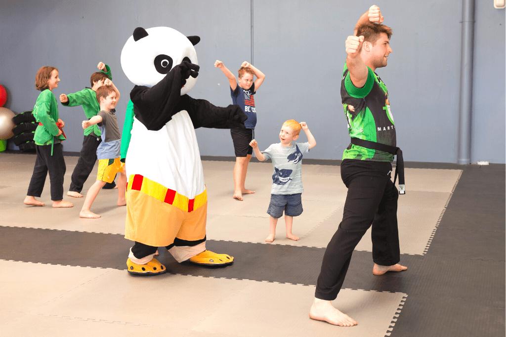 Taekwondo Kids classes in Gold Coast