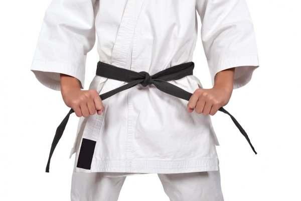Depositphotos 85582178 Stock Photo Boy With Black Belt, Focus Martial Arts Classes Brisbane, Queensland