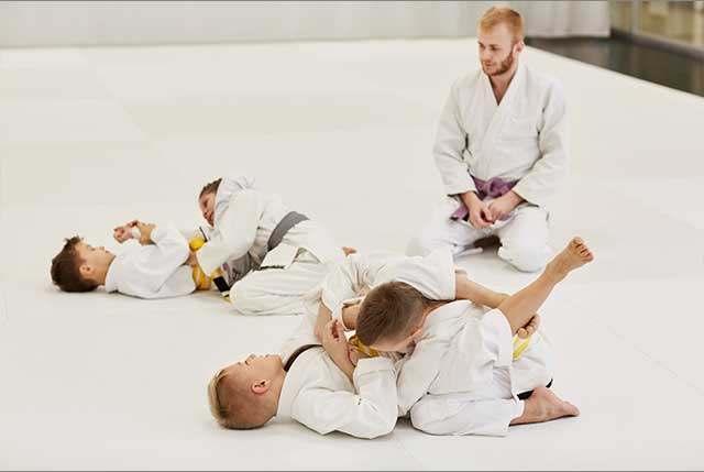 Kidsbjj5, Focus Martial Arts Classes Brisbane, Queensland