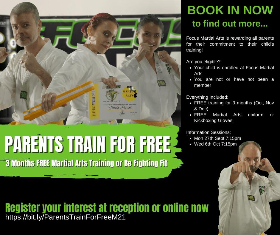 Mansfield 2021, Focus Martial Arts Classes Brisbane, Queensland